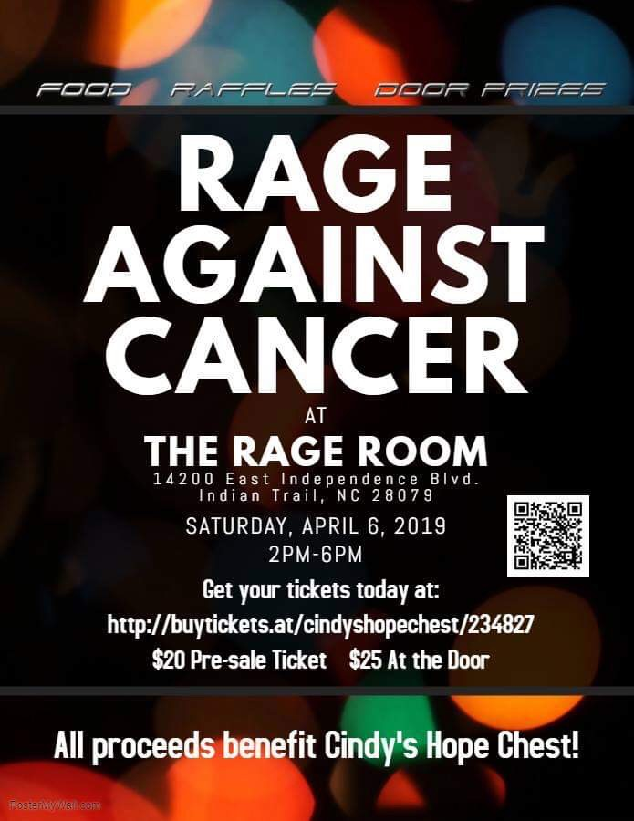 Rage Against Cancer 2019